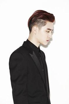exo d.o kyungsoo growl iconic hairstyle Kyungsoo, Kaisoo, Chanyeol, K Pop, Kim Minseok, Wattpad, Do Kyung Soo, Kris Wu, Exo Members