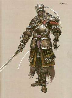 Alonne - Dark Souls 2 Crown of the Iron King Fantasy Concept Art, Fantasy Armor, Fantasy Character Design, Character Art, Dark Souls 2, Demon's Souls, Medieval Armor, Medieval Fantasy, Soul Saga