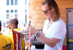 Budweiser this summer is serving up cold beers and a little local flavor with Budweiser Country Club, a two-level barn experience activating at four country music festivals.