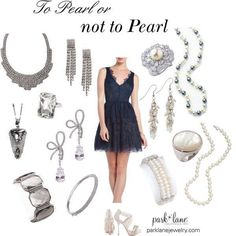 Here is some of the Pearl pieces park lane has to offer contact freesec@hotmail.com