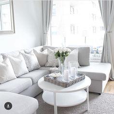 """978 tykkäystä, 12 kommenttia - Interior inspiration ⭐️ (@interior9508) Instagramissa: """"@stylebysandra_ ❤️"""""""