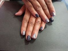 Nail art by Jazzy