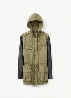 Talula Balfour Jacket, $150 at Aritzia.com. #fauxleather