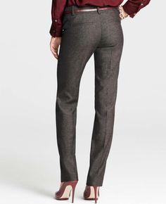 CATALOGO DE UNIFORMES PARA OFICINAS 2013 / 14: PANTALONES DE VESTIR PARA DAMAS 2013 - 2014 :: LOOK D´SABRERA 2013/14 Business Attire, Business Casual, Work Attire, Office Outfits, Gray Dress, Casual Pants, Burberry, Trousers, My Style
