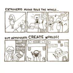 I Doodle Introvert Comics To Express How I Feel | Bored Panda