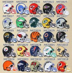 NFL patch Sport Football Patch iron on patch Sew on patch Hat patch badge patch