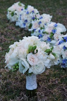 Blooms and Scents Sydney Wedding Florist Bridal flowers