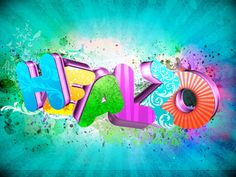 typography photoshop - Google Search