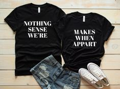 Funny Running Shirts, Funny Couple Shirts, Disney Couple Shirts, Matching Disney Shirts, Matching Couple Shirts, Couple Tshirts, Funny Couples, Matching Couples, Couple Tees