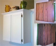 how to refinish formica cabinets unique homemade chalk paint recipe, cabinets, furniture furniture revivals, painting, repurposing upcycling
