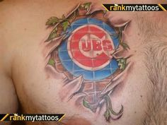 1000 images about tattoos i like on pinterest chicago for World series tattoo