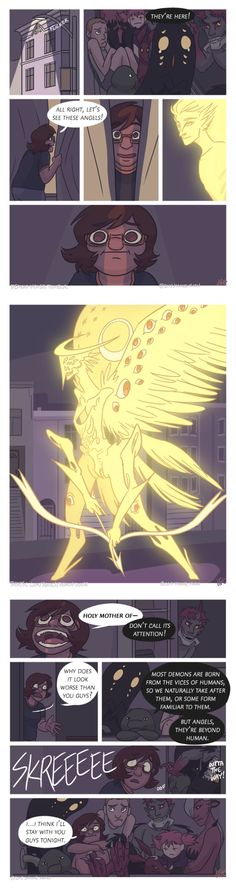 And this is why I prefer demons over angels XD And this is why I prefer demons over angels XD Related posts:nikolaus lustige bilder Character Inspiration, Character Design, Beste Comics, Me Anime, Anime Art, Comics Story, Izu, Short Comics, Angels And Demons