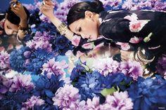 蜷川實花Mika Ninagawa鏡頭下的禪風孫芸芸:「我沒有過一天叛逆期。」