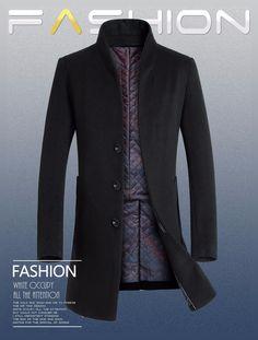 USD 156.59/pieceUSD 27.75-32.20/pieceUSD 46.00-52.25/pieceUSD 95.40/pieceUSD 12.98/pieceUSD 93.58/pieceUSD 34.69/pieceUSD 36.50/piece Men's wool coat Winter long sections thick woolen coats Men Stand collar Casual Fashion casaco masculino palto peacoat overcoat vest men mens vest colete...  http://www.nboempire.com/products/winter-wool-coat-men-long-sections-thick-woolen-coats-mens-casual-fashion-jacket-casaco-masculino-palto-peacoat-overcoat-3/