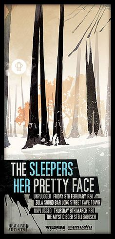 The art os THE SLEEPERS.