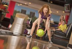 13 Reasons to Visit Walt Disney World in 2013  Here's one of them:  Splitsville Luxury Lanes at Downtown Disney at Walt Disney World Resort
