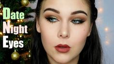 Date Night Eye Makeup GRWM