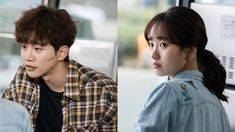 """2PM's Junho And Won Jin Ah Stare Intently At Each Other In New Stills For """"Just Between Lovers"""""""