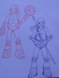 don and mikey, or as i like to call them, spikester and dinkleman, don't ask me why i just do