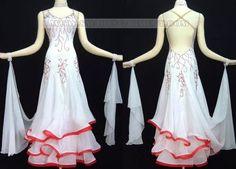 custom ballroom dress