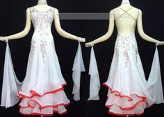 custom ballroom dress