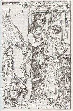 Иллюстрация 1 из 2 для Белеет парус одинокий: Повесть - Валентин Катаев | Лабиринт - книги