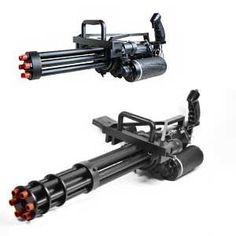 Airsoft Mini Gun - Retail Price $3,500!!   If i was only rich lol