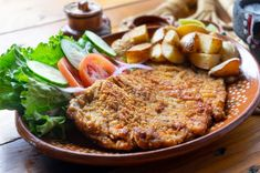 Fried Potatoes, American Food, French Fries, Salmon Burgers, Steak, Pork, Beef, Traditional, Ethnic Recipes