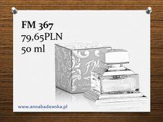 Perfumy luksusowe FM 367