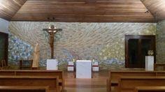 Capela do Seminário Propedêutico Santa Cruz, de Goiânia - GO