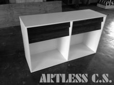 A C.S. console for a very dear designer of ours.