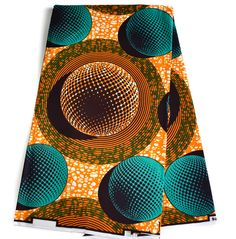 Best African fabric, solaria 6 yards WP1174