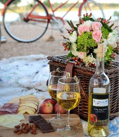 1) The Wine & Cheese Picnic This is a classic! Enjoying a nice glass of wine while having great conversation with your partner is so romantic.