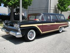 1959 Ford Country Squire Station Wagon