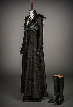 Sansa Stark's The Mountain and The Viper Dress