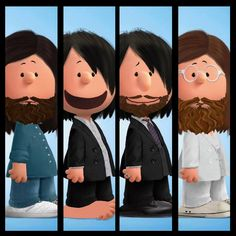 Beatles Peanuts!
