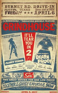 Grindhouse poster image by music_addict11 on Photobucket