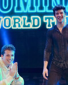 Shawn and Charlie❤️