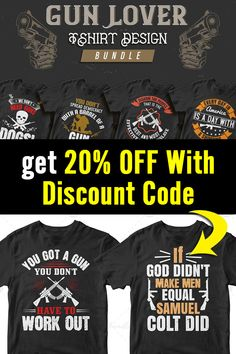 50Fabulous, Print Ready Editable T-Shirt Designs!  Want to create trendy t-shirt designs in minutes?  Tshirt Design Bundle will make yourt-shirt designs stand out like never before.  This bundle contains50premium designs in vector format. Coupon Code: 20offnow #couponcode #discountcode #tshirtbundle #militarydesign #tshirttemplate #ads T Shirt Design Template, 50 And Fabulous, Vector Format, Coupon Codes, Design Bundles, Cool T Shirts, Funny Tshirts, Shirt Designs, Coding