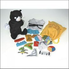 Marvel Education Company MTC-39 If You Give A Cat A Cupcake Story Props $26.99