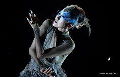 REGBIT1: Yang Li Ping: uma dançarina natural