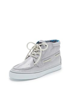 Betty High-Top Sequin Sneaker by Sperry at Gilt