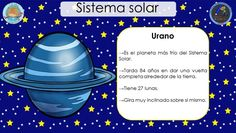 SISTEMA SOLAR (10) Solar System, Projects For Kids, Activities For Kids, Acting, Spanish, Universe, How To Plan, Cards, Homeschooling