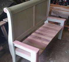 Rose bench 2
