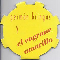 Germán Bringas 2CD El Engrane Amarillo Fred Frith Chris Cutler Luis Flores