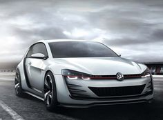 2013 VW Design Vision GTI Concept