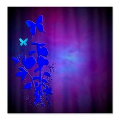 Shop unique Shower Curtains from CafePress. Great designs on professionally printed shower curtains. Girls Bedroom Curtains, Purple Curtains, Purple Butterfly, Butterfly Design, Butterfly Shower Curtain, Long Shower Curtains, Butterflies, Dark, Bathroom