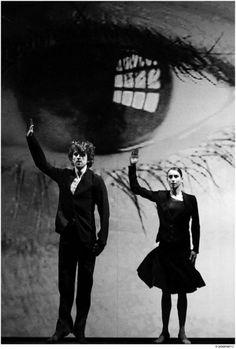 Sylvie Guillem - Jirí Kylian Nederlands Dance Theater - Danza Ballet