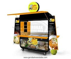 Food Stall Design, Food Cart Design, Cafe Design, Coffee Food Truck, Brazilian Restaurant, Yakisoba, Food Kiosk, Tea Cafe, Food Branding