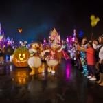 Halloween Time and Mickey's Halloween Party Dates at Disneyland Resort